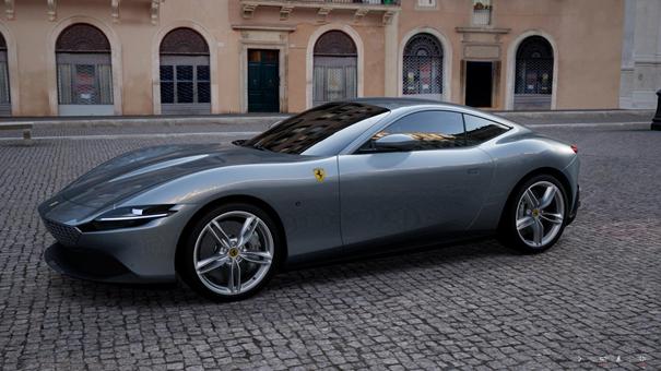 Ferrari ROMA – FREE CONFIGURATION full