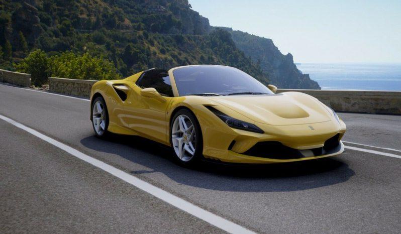 Ferrari F8 Tributo Spider – Free configuration full
